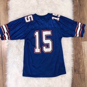 online store f4a4e 7066a Tim Tebow UF Jersey